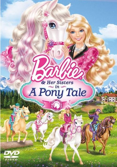 Barbie ve Kız Kardeşleri: At Binicilik Okulu