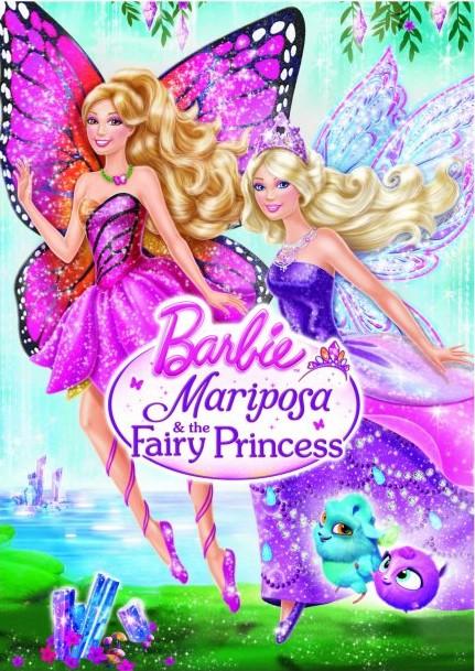 Barbie Mariposa ve Peri Prenses