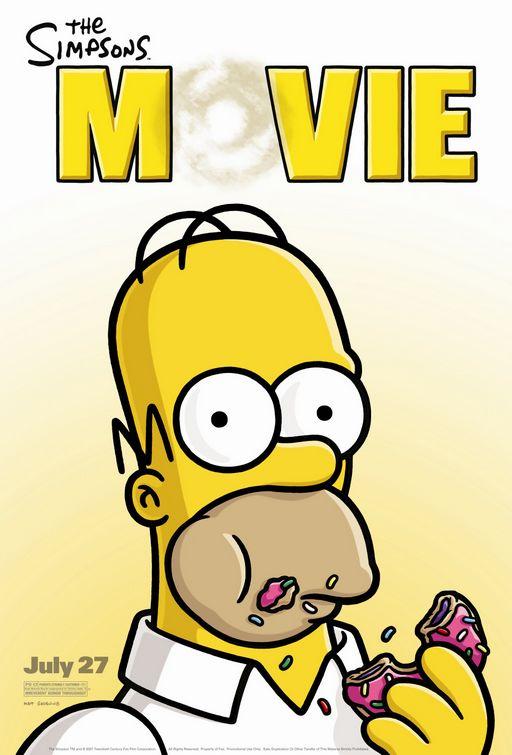 Simpsonlar Sinema Filmi