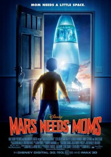 Marslılar Annem Ve Ben