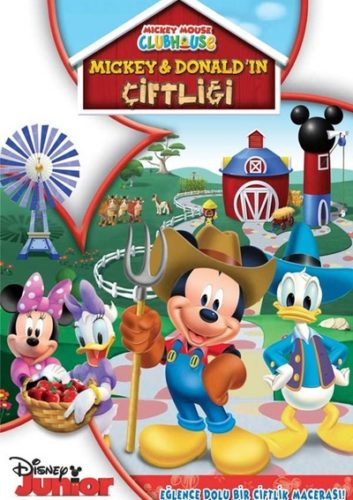 Mickey Ve Donald`in Çiftliği