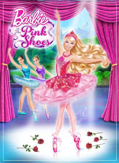 Barbie Sihirli Balerin