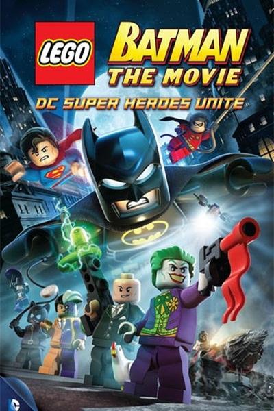 LEGO Batman Süperkahramanlar Birliği