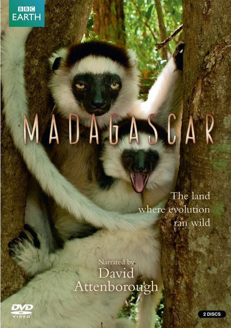 BBC Madagascar: Kayıp Dünyalar