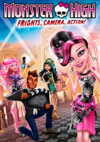 Monster High Hauntlywood Macerası