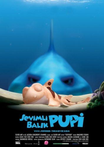 Sevimli Balık Pupi