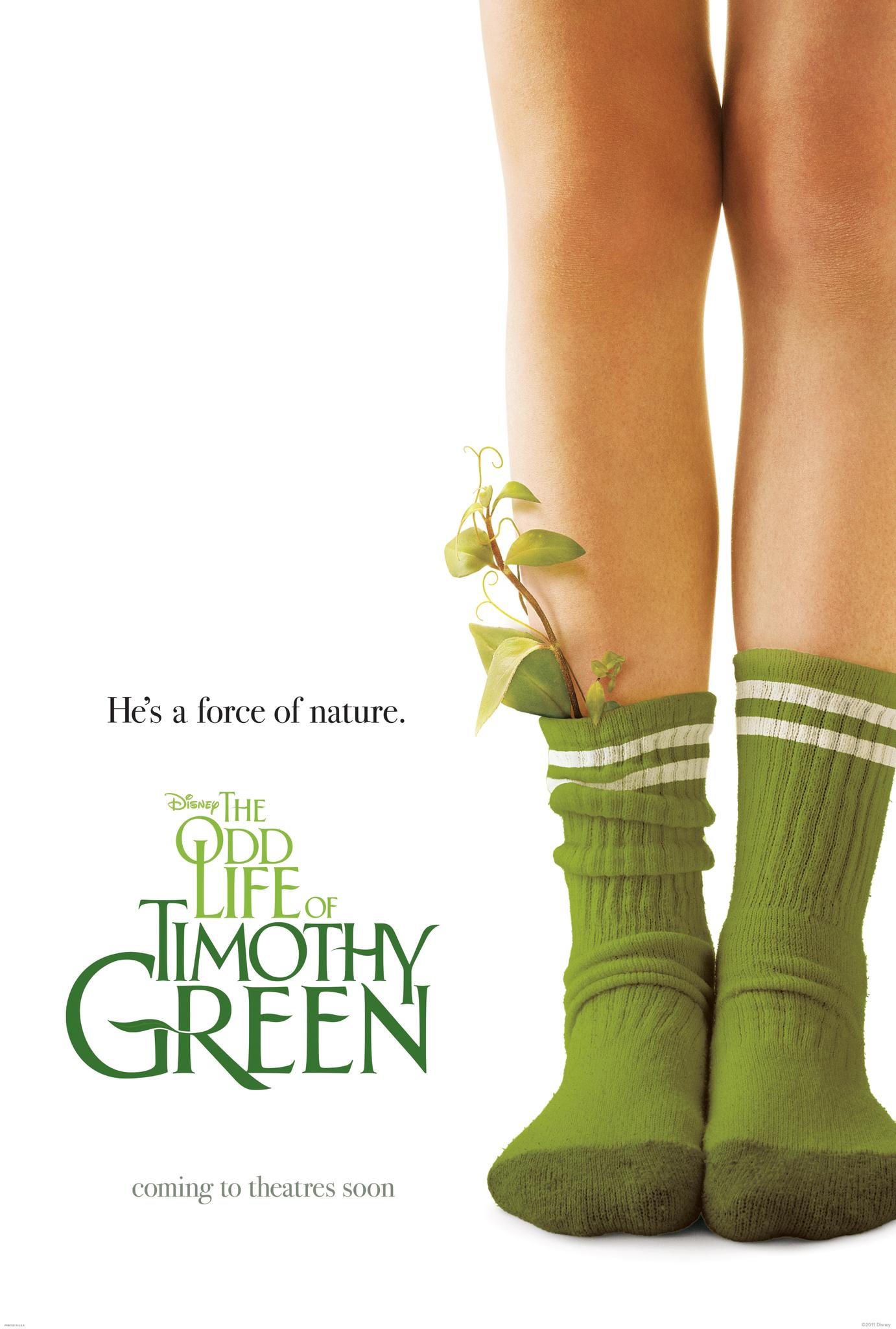 Timothy Green'in Sıradışı Yaşamı
