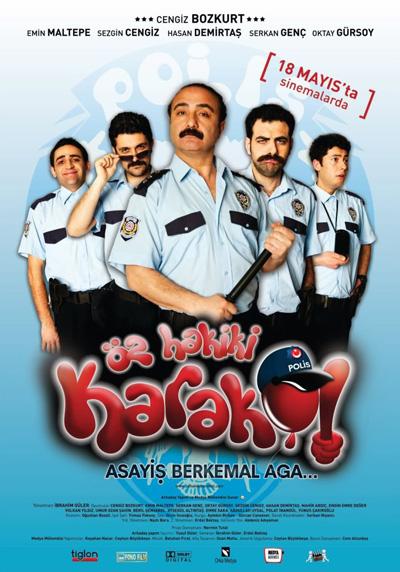 Öz Hakiki Karakol (Sansürsüz)