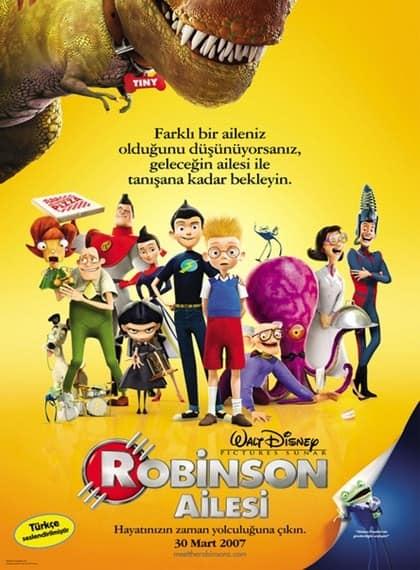 Robinson Ailesi