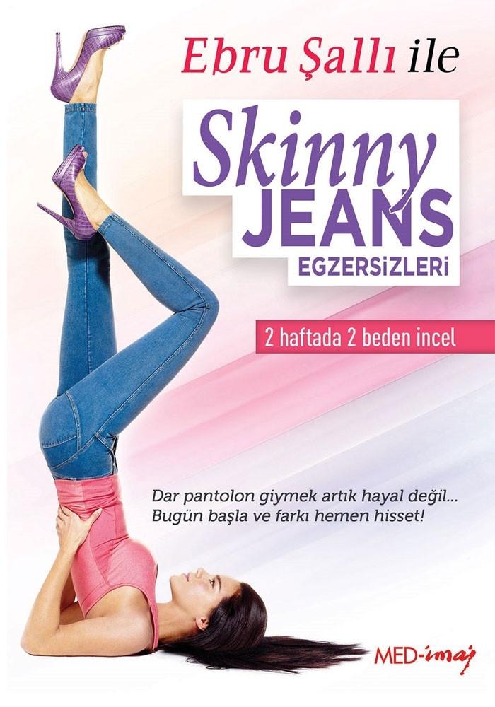 Ebru Şallı İle Skinny Jeans Egzersizleri