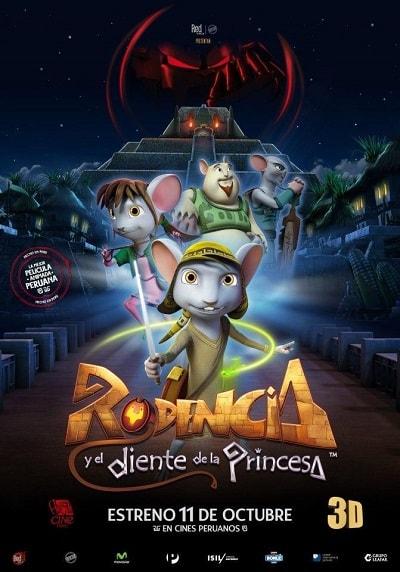 Rodencia ve Prensesin Dişi