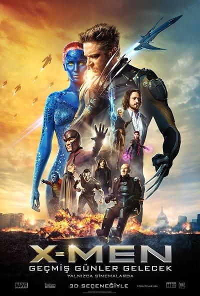 X-Men: Geçmis Günler Gelecek