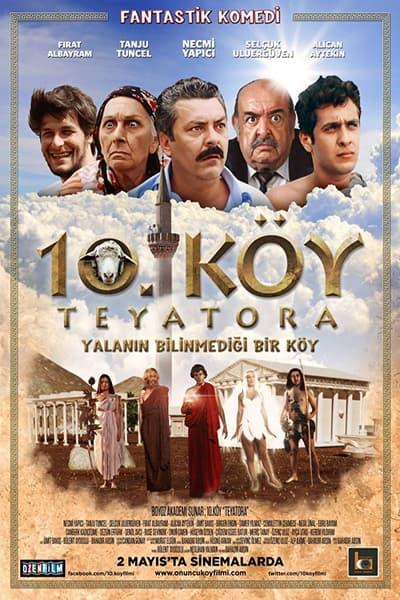 10. Köy: Teyatora