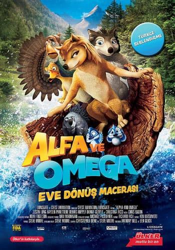 Alfa Ve Omega: Eve Dönüs Macerasi