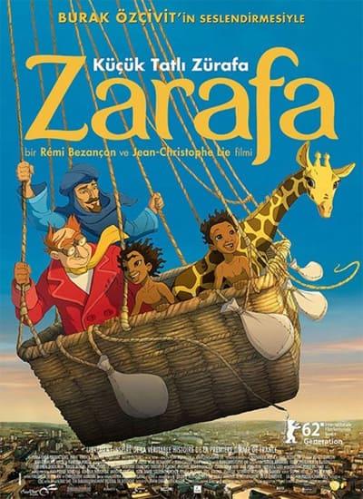 Küçük Tatli Zürafa: Zarafa
