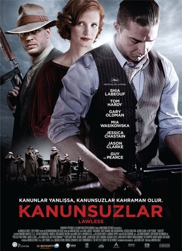 Kanunsuzlar – Lawless