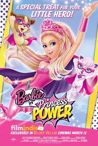 Barbie: Prenses'in Süper Gücü
