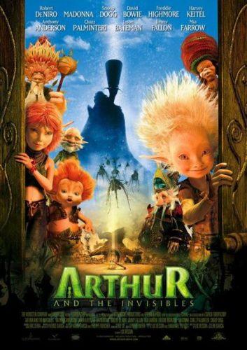 Arthur ile Minimoylar