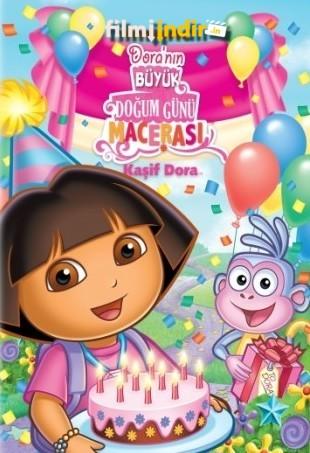 Kaşif Dora: Büyük Doğum Günü Macerası