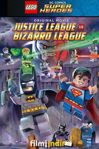 Lego DC Adalet Takımı Kötülere Karşı