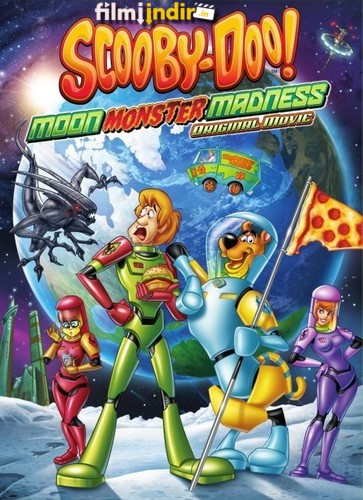 Scooby Doo! Çılgın Ay Canavarı