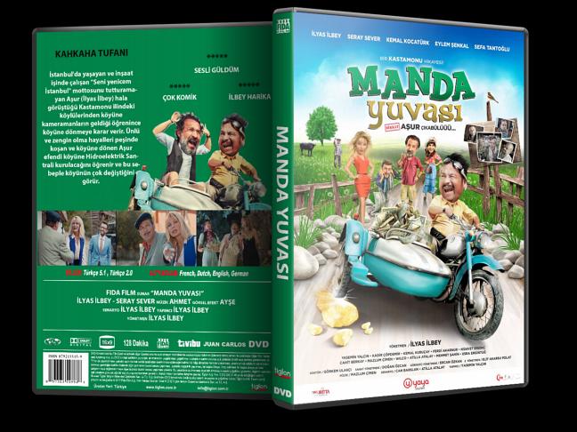 Manda Yuvası DVD-5