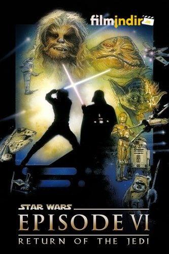 Yıldız Savaşları Bölüm 6: Jedi'ın Dönüşü