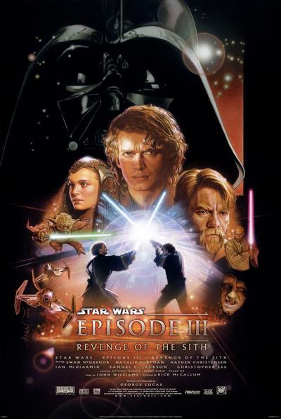 Yıldız Savaşları Bölüm 3: Sith'in İntikamı