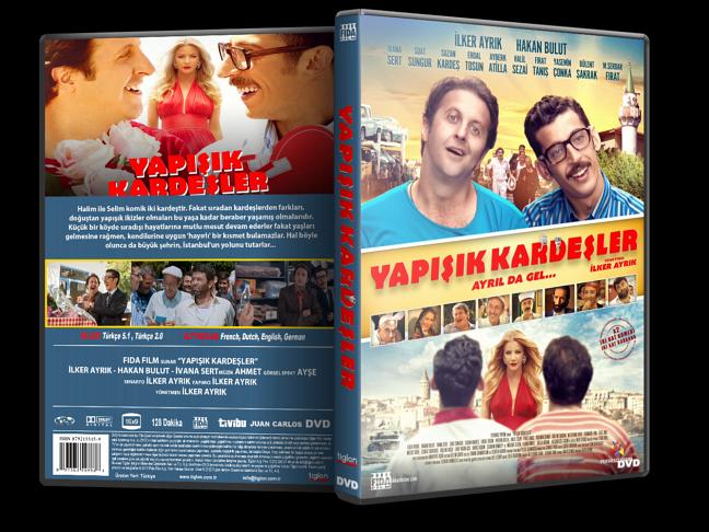 Yapışık Kardeşler DVD-5