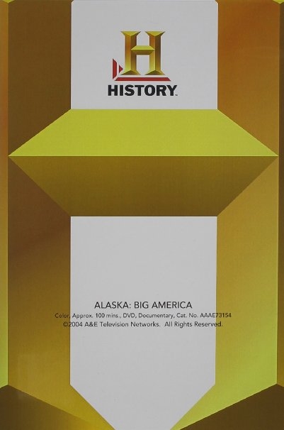 History Channel: Alaska Büyük Amerika