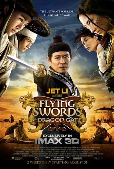 Ejder Kapısındaki Uçan Kılıçlar
