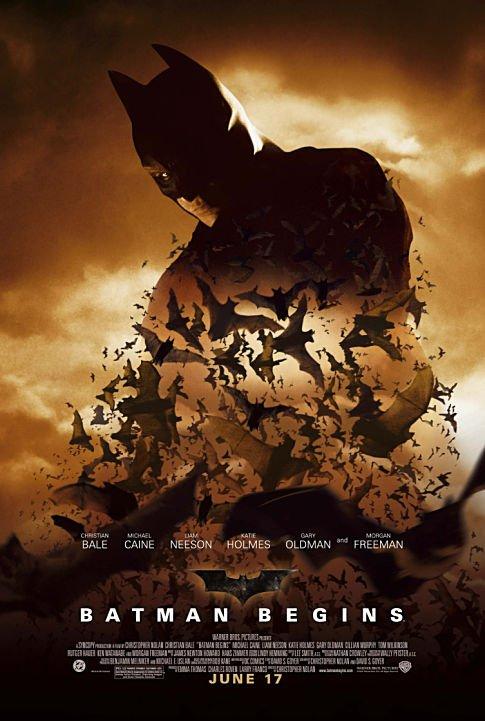 Batman Başlıyor