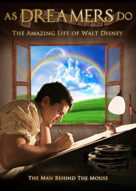 Bir Hayalperest: Walt Disney'in Harika Yaşamı
