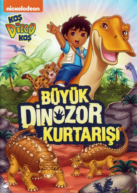 Koş Diego Koş: Büyük Dinozor Kurtarışı