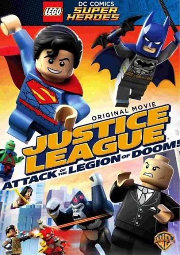LEGO DC Justice League – Attack of the Legion of Doom!