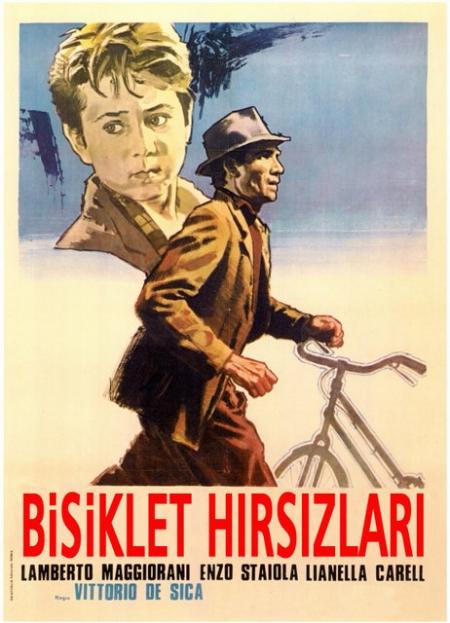 Bisiklet Hırsızları