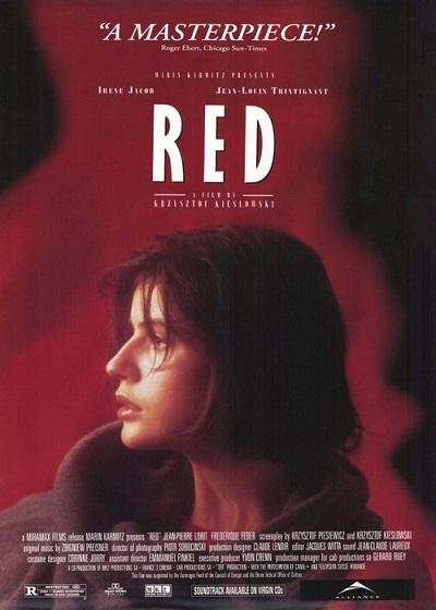 Üç Renk: Kırmızı