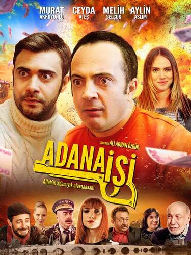 Adana İşi (Sansürsüz)