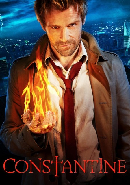 Constantine: 1.Sezon Tüm Bölümler