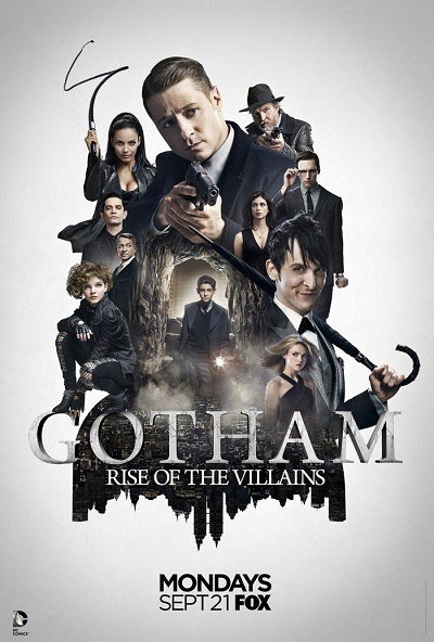 Gotham: 1.Sezon Tüm Bölümler
