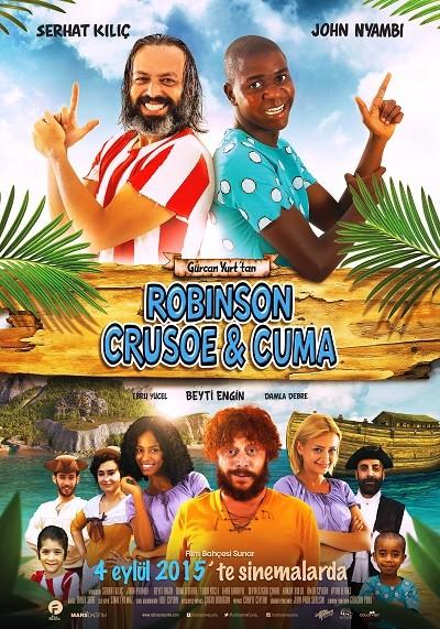 Robinson Crusoe ve Cuma DVDRIP