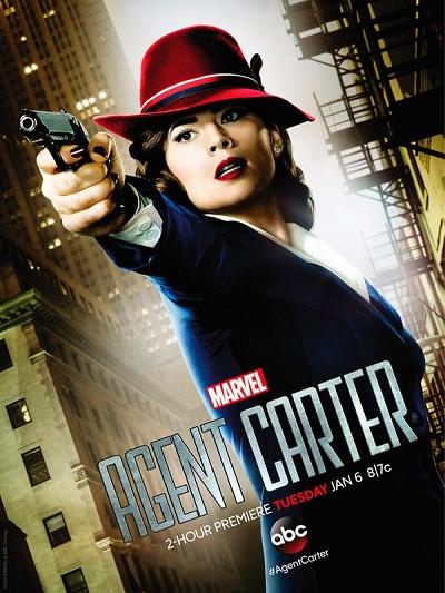 Agent Carter: 1.Sezon Tüm Bölümler
