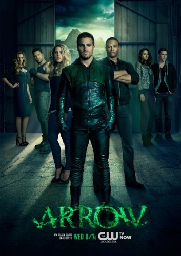 Arrow: 2.Sezon Tüm Bölümler