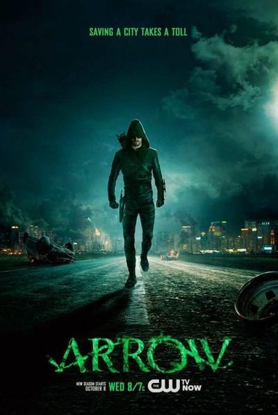 Arrow: 3.Sezon Tüm Bölümler