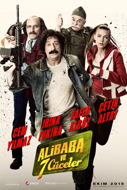 Ali Baba ve 7 Cüceler (reklamsiz)