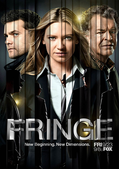 Fringe: 1.Sezon Tüm Bölümler