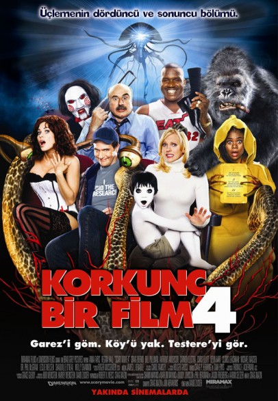 Korkunç Bir Film 4
