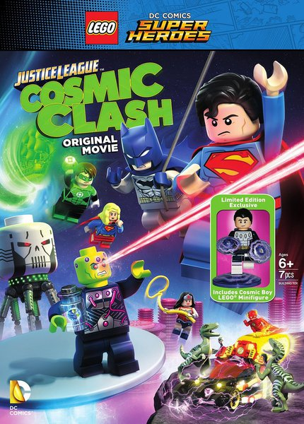 Lego DC Kozmik Çarpışma