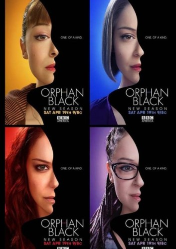 Orphan Black: 2.Sezon Tüm Bölümler