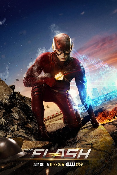 The Flash: 1.Sezon Tüm Bölümler